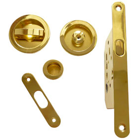 COD3 OLV (standard) - Polished brass